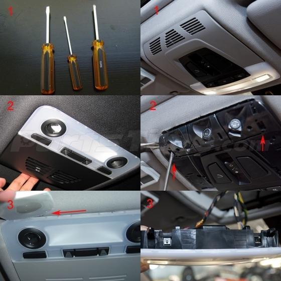 Map Sensor Bmw E36: 17x Interior Lights Kit White LED Bulb For 1992-1998 BMW