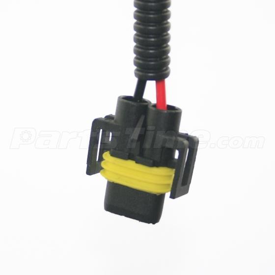 2 9006 to h11 h8 headlight fog light conversion connector wiring 4x 1157 1158 2057 2357 plug wiring harness sockets for turn signal light bulb