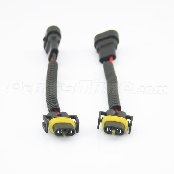 2 9006 to h11 h8 headlight fog light conversion connector wiring 2 9006 to h11 h8 headlight fog light conversion connector wiring harness socket