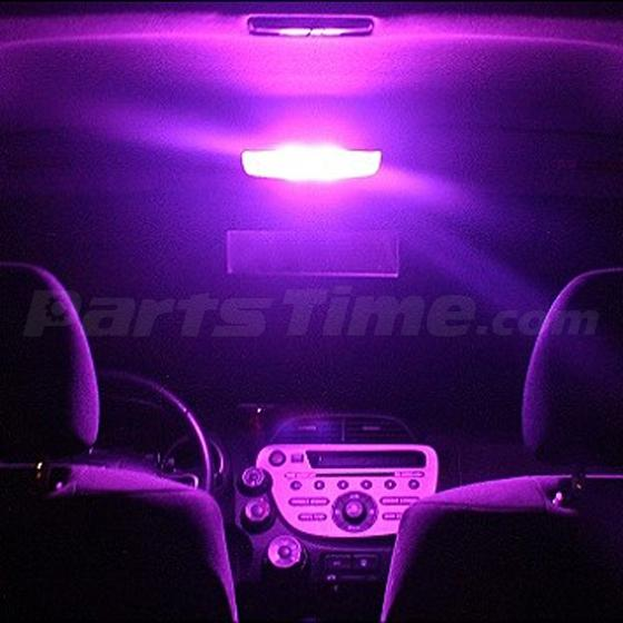 4x purple pink 6smd 5050 led festoon 12v car interior map dome light 31mm 3175 ebay. Black Bedroom Furniture Sets. Home Design Ideas