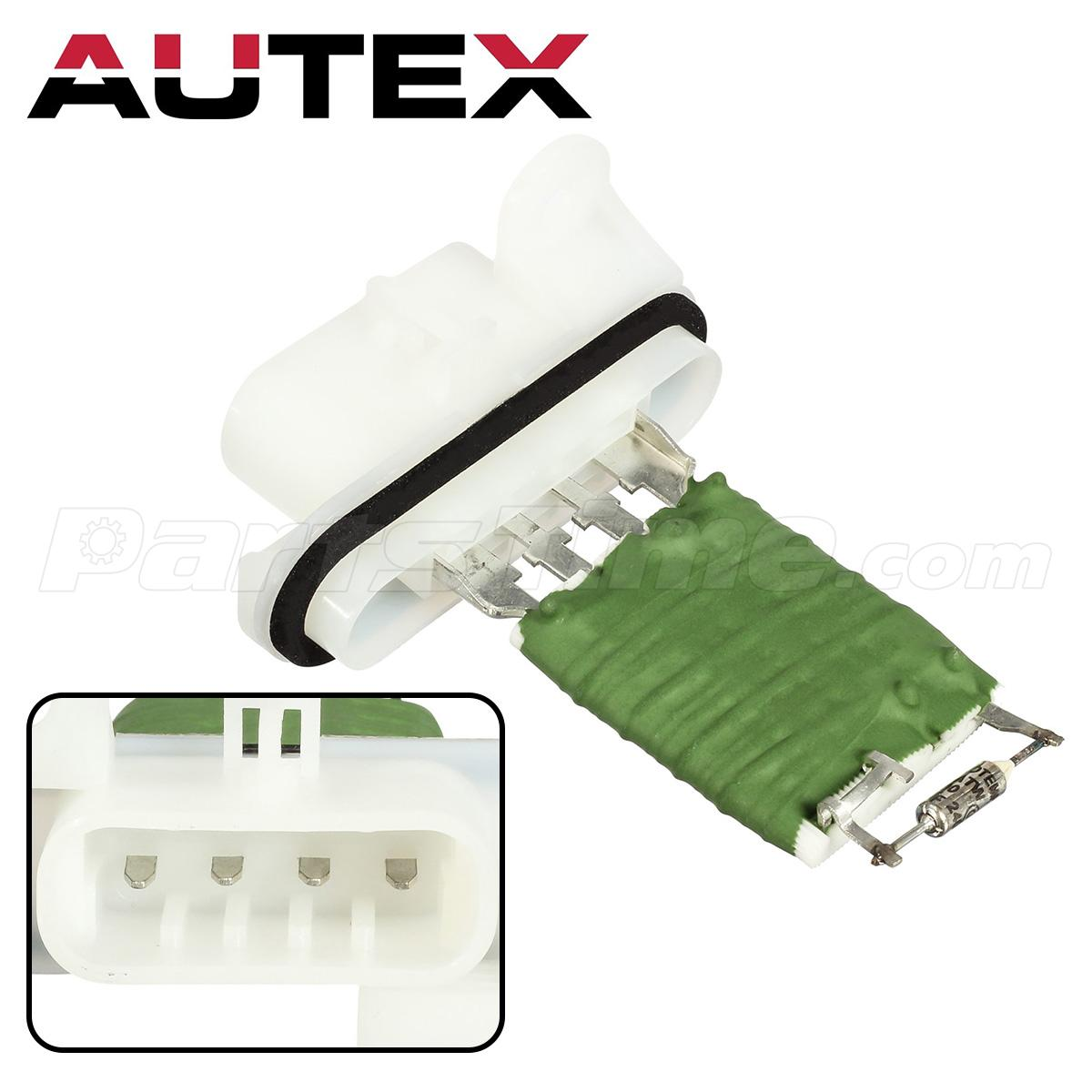 A  C Heater Blower Motor Resistor For 04