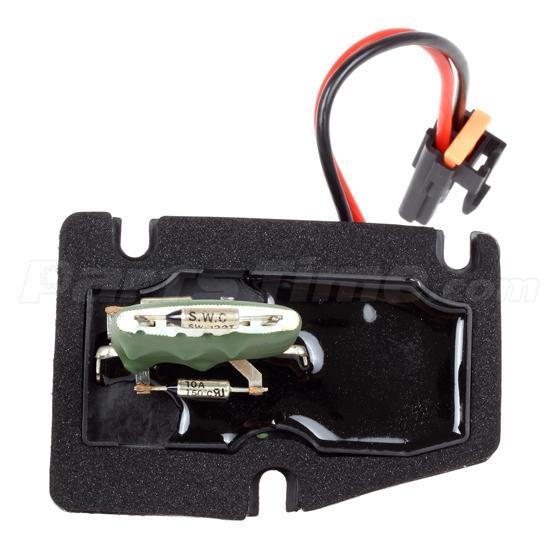 Chevy Impala Blower Motor Resistor: RU60X HVAC Blower Motor Resistor Fit For Chevy Corvette