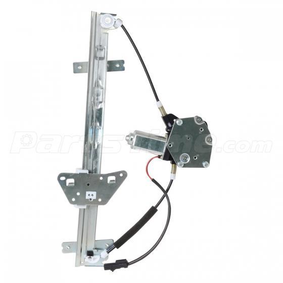 Rear power window regulator w motor passenger side rh for for 2000 dodge durango window regulator