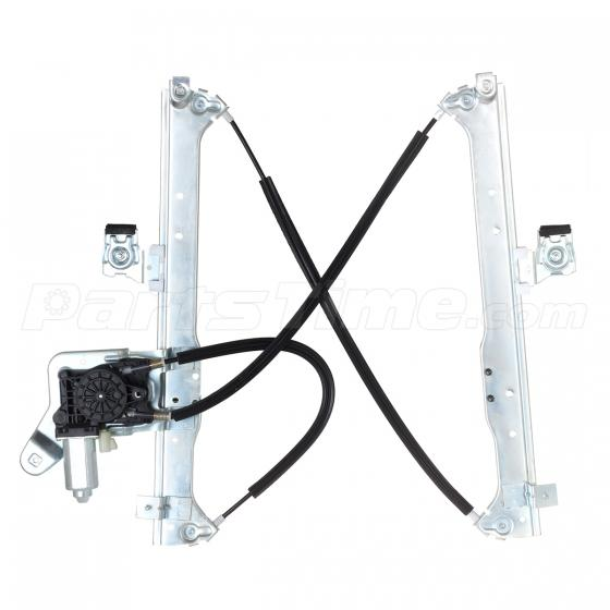 Rear power window regulator w motor right side for chevy for 2000 silverado window regulator