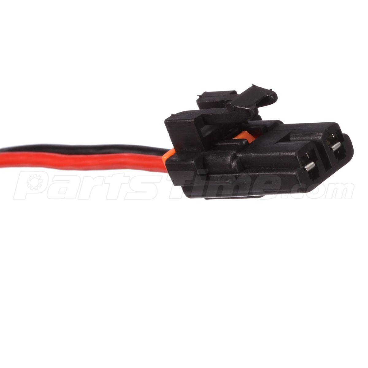 Heater Blower Motor Resistor W Plug Amp Pigtail For Rainier