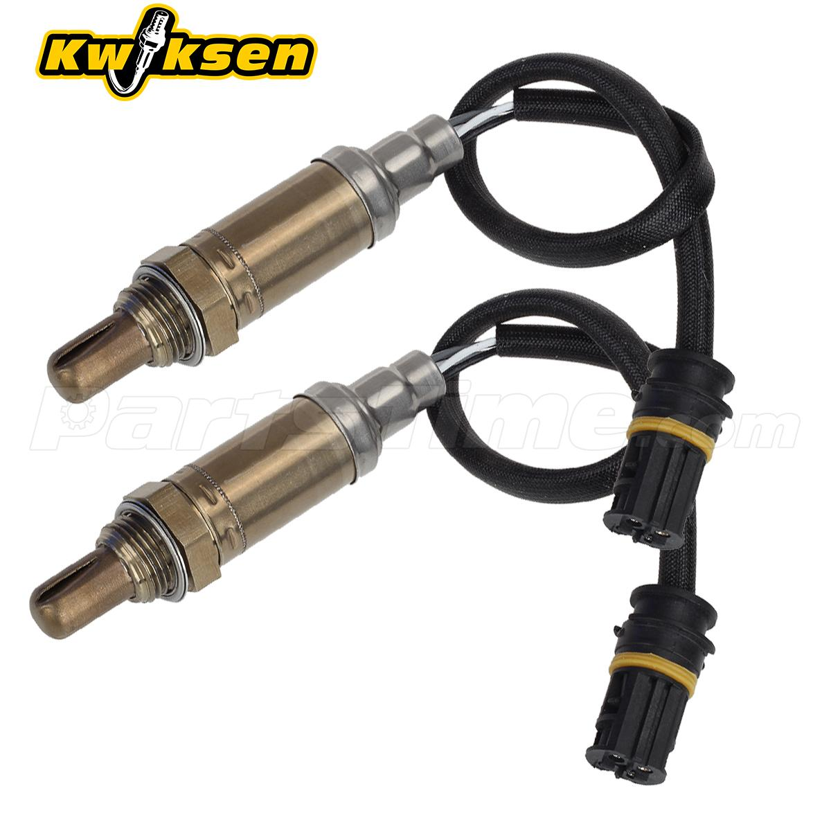 2pcs 13477 Upstream Oxygen Sensor Replacement For 2001