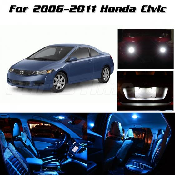Chevy Malibu Interior Lights Wont Turn Off: 10pcs Interior LED Package+Back Up Lights For 2006-2011