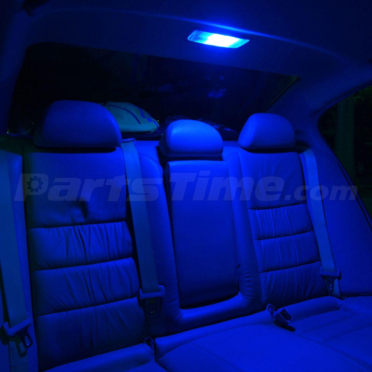 2013 Gmc Sierra Interior Lights: 14x Xenon Blue For 1999-2006 GMC Sierra Interior Bulb