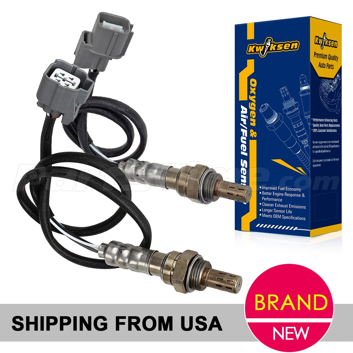 Oxygen O2 Sensor Upstream & Downstream For 01 02 03 Honda Civic 1.7L D17A1   eBay