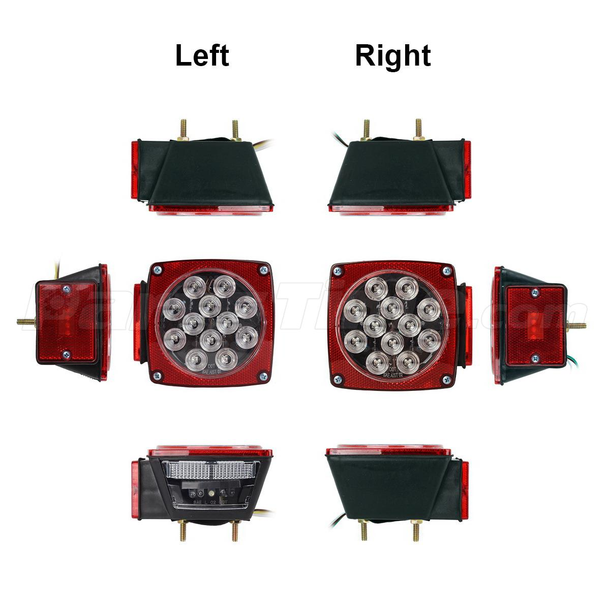 Lovely Utility Trailer Lights Not Working Images - The Best ...