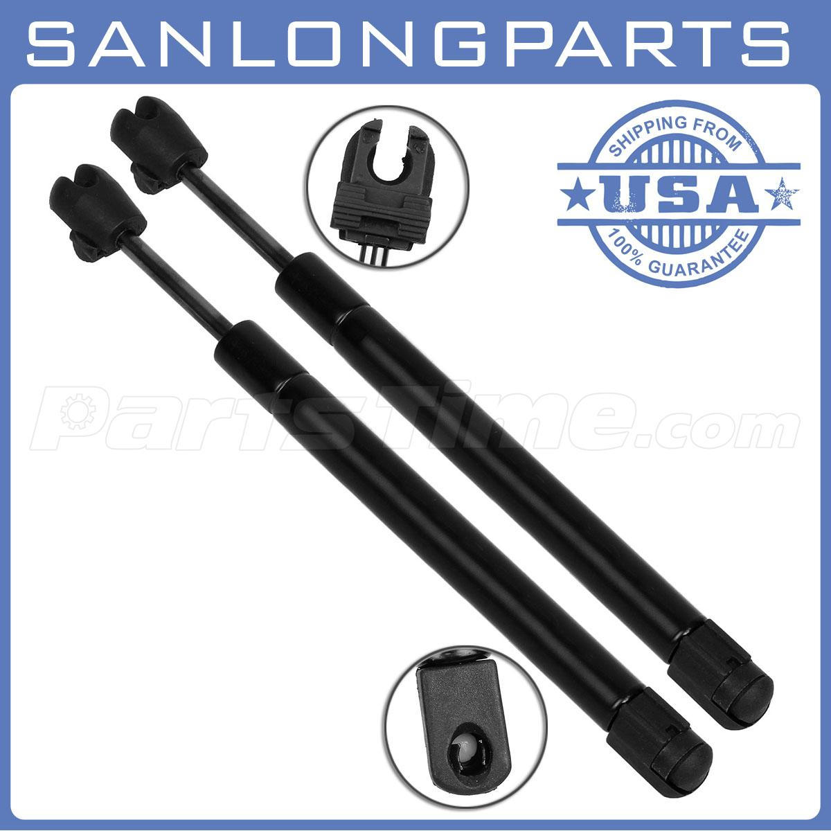 2pcs Hood 4032 Gas Charged Lift Support For Plymouth