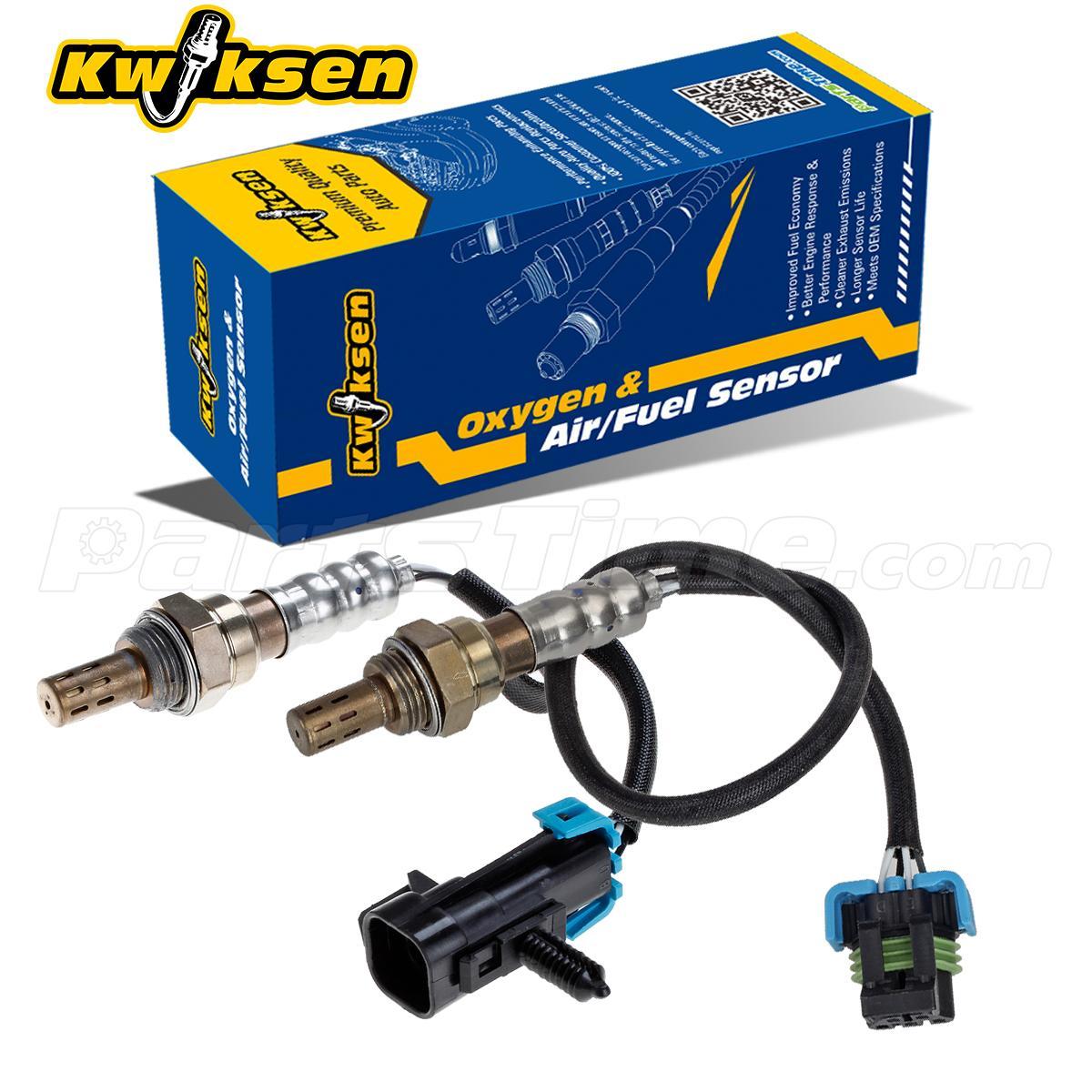 2xoxygen Sensor Upstream Amp Downstream For 2010 Chevrolet